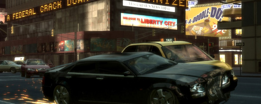 Grand Theft Auto IV – Video zeigt das Leben in Liberty City