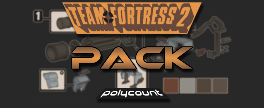 Team Fortress 2 Polycount Update