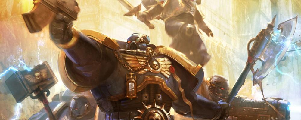 Warhammer 40k: Space Marine kommt für PC