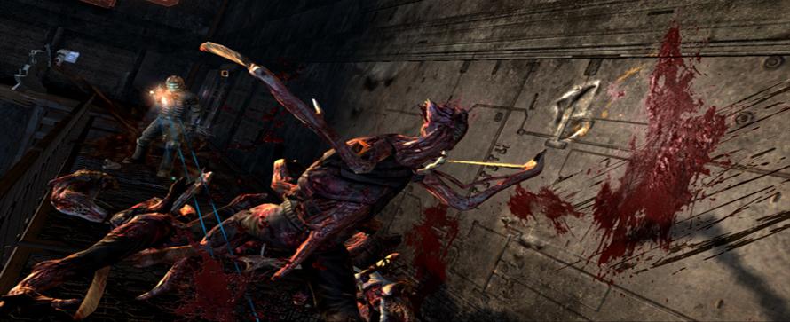 Dead Space 2 – Offizielles Cover-Artwork des Shooters