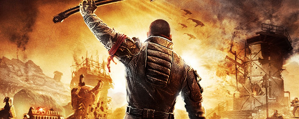 Red Faction: Guerrilla Re-MARS-tered – HAMMERTIME!