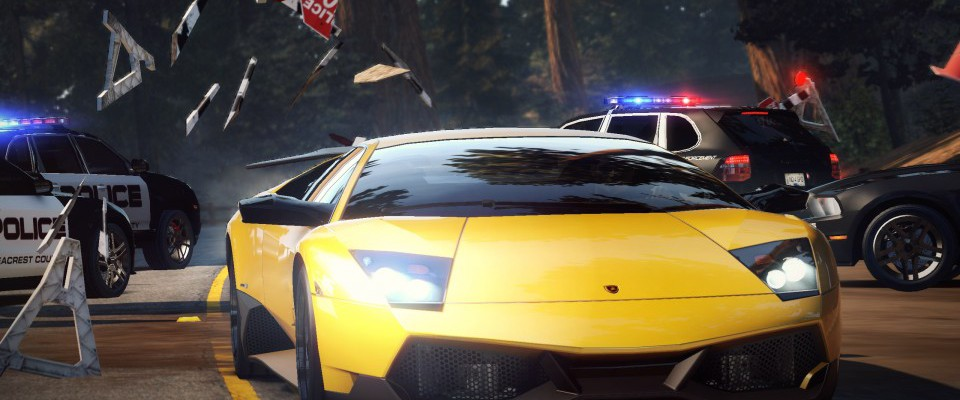 Need for Speed: Hot Pursuit angezockt