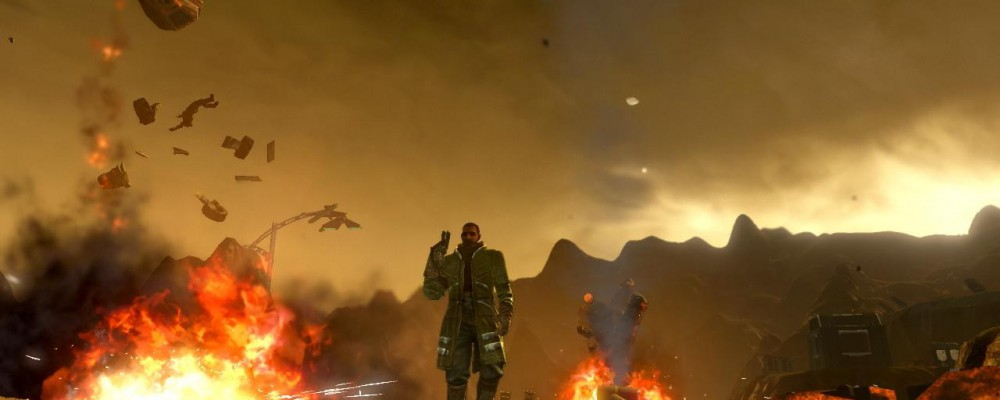 Red Faction: Battlegrounds – DLC Pläne und PC Version