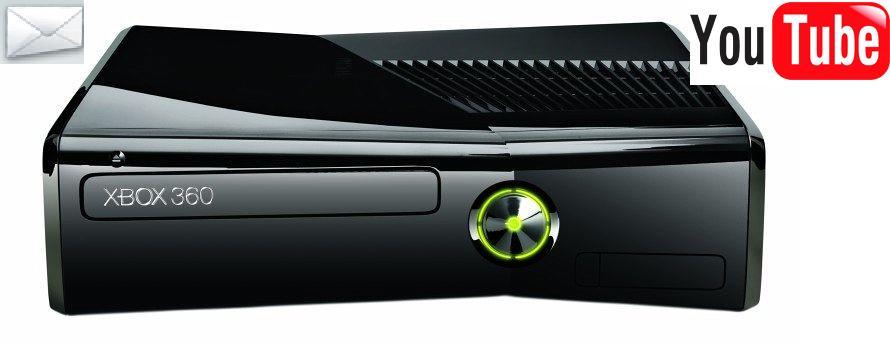 Xbox 360 bald mit Youtube- und E-Mailunterstützung – Gerücht