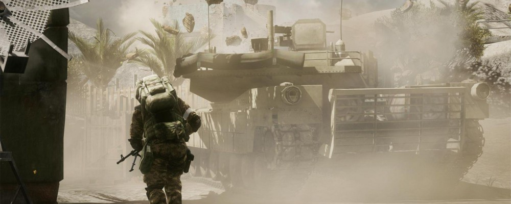 Battlefield: Bad Company 2 – PC Patch in Arbeit