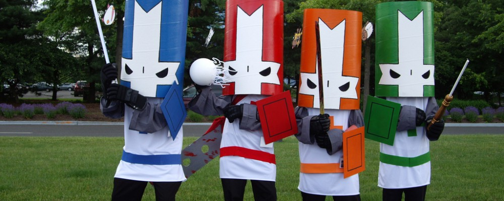 Castle Crashers – PlayStation 3 Version im Anmarsch