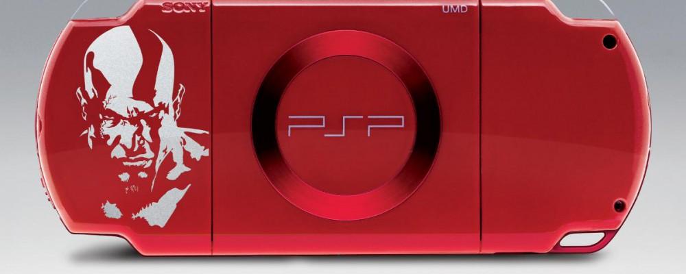 Details zum God of War: Ghost of Sparta PSP-Bundle