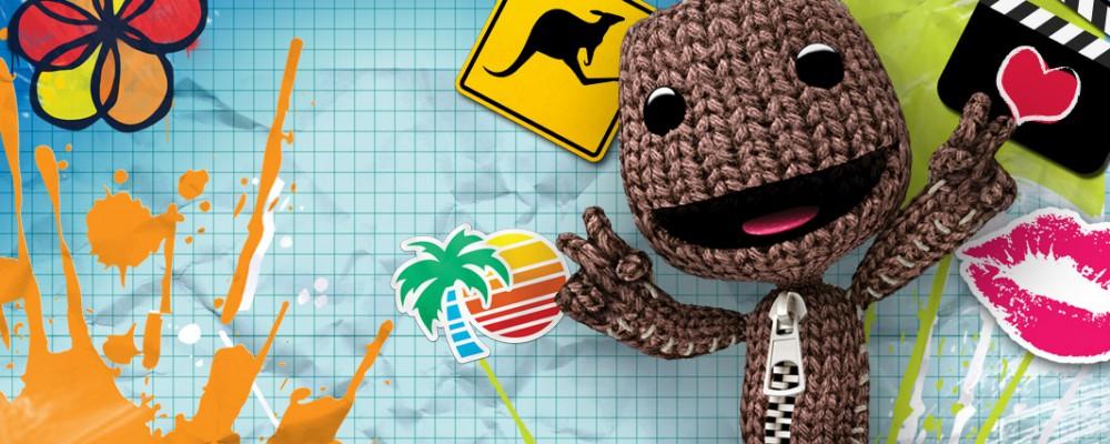 gamescom 2012 – Sony stellt LittleBigPlanet PS Vita und LittleBigPlanet Karting vor