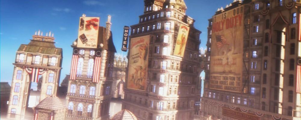 BioShock: Infinite – Teaser-Bild veröffentlicht und neuer Trailer angekündigt