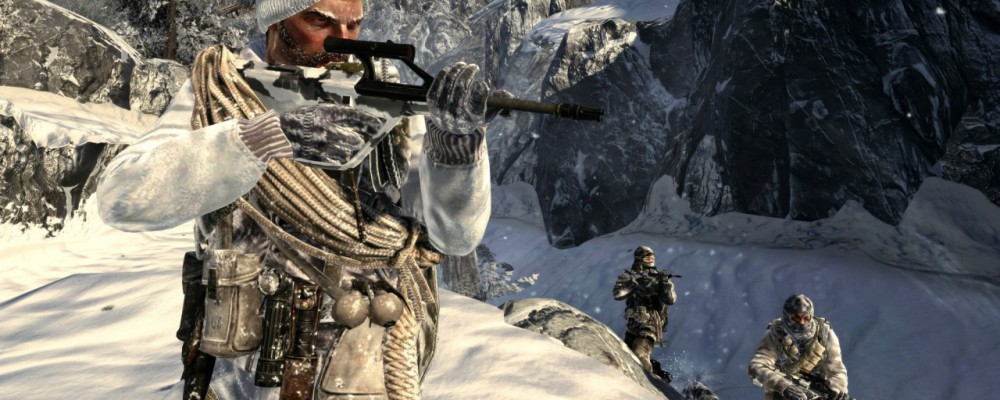 Call of Duty: Black Ops – Präsentation auf der gamescom