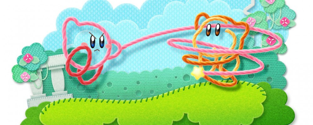 Kirby's Epic Yarn angespielt!