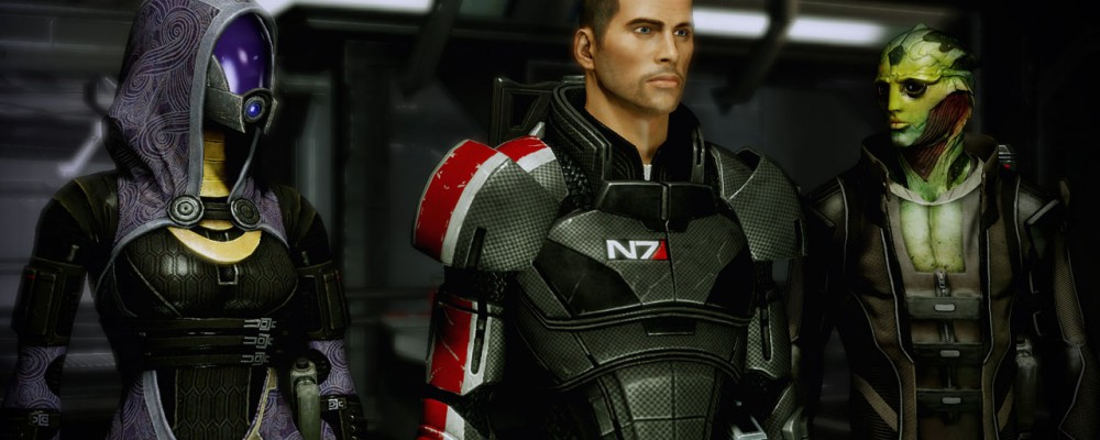 Mass Effect 2 – PlayStation 3 Demo war ein Arbeitsprojekt
