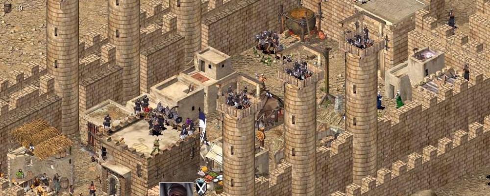 Stronghold 3 – Neue Screenshots zum Mittelalter-Strategiespiel