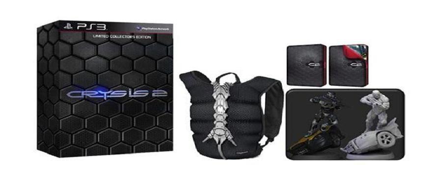 Crysis 2 – Limited Edition in Video vorgestellt