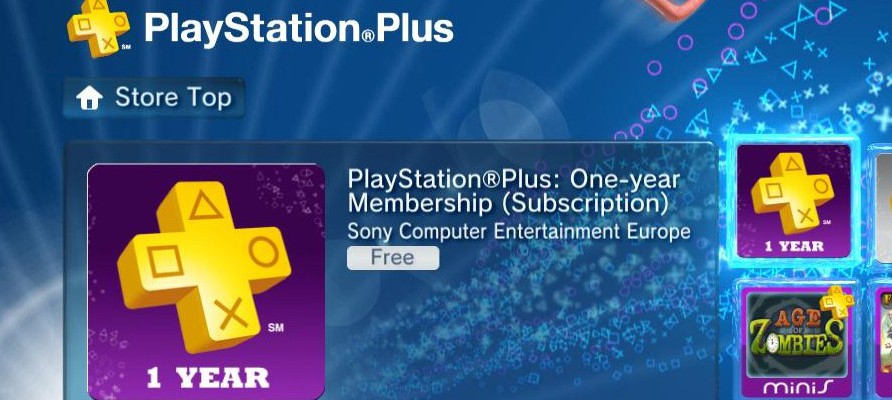 Sony: Playstation Network Plus kommt in den Laden