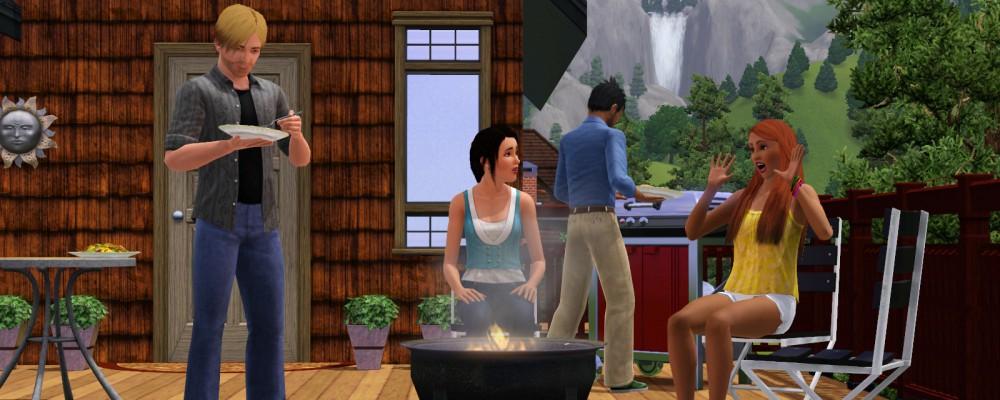 Neue Trackliste für Sims 3 veröffentlicht