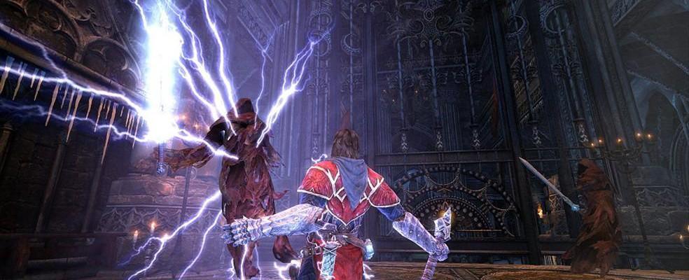 Castlevania: Lords of Shadow – Neue Trailer und Screenshots von der TGS