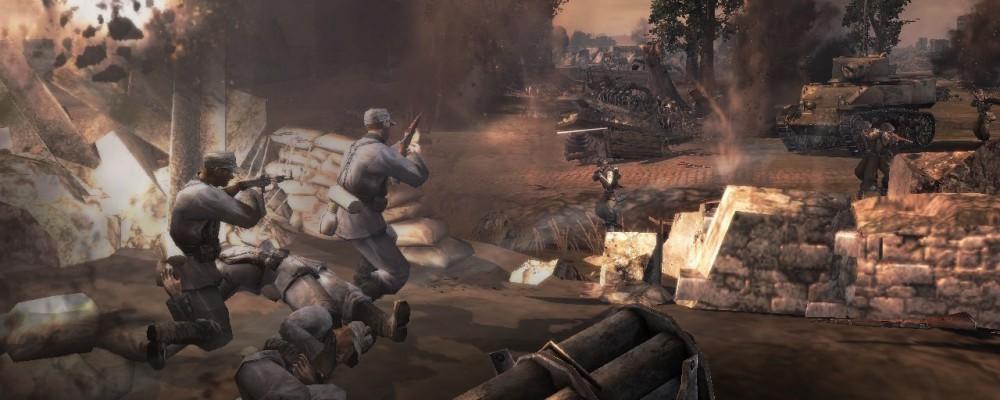 Company of Heroes Online angezockt