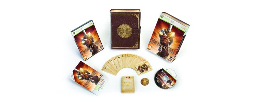 Lionhead enthüllt die Fable 3 Collectors Edition