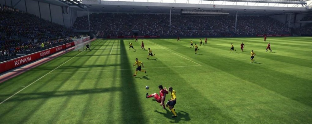 Pro Evolution Soccer 2011 – Demo verfügbar