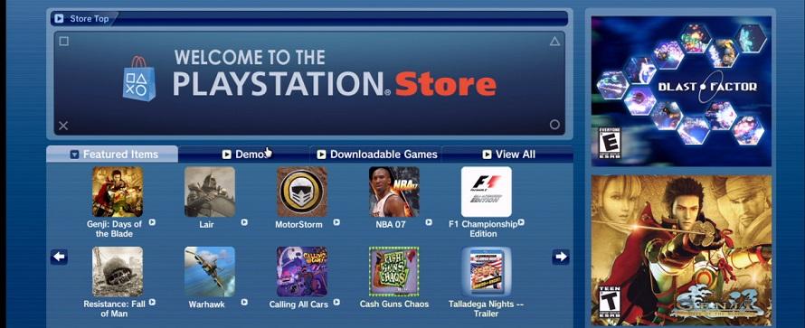 Neues Futter für den PlayStation Store