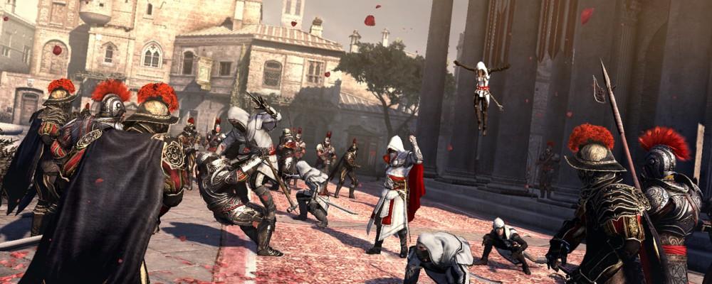 Assassins Creed: Brotherhood bekommt einen Beta Launch-Trailer
