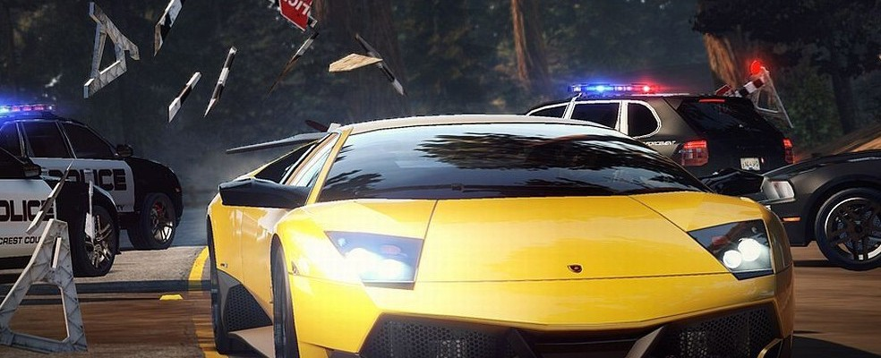 Need for Speed: Hot Pursuit Demo für Xbox 360 released