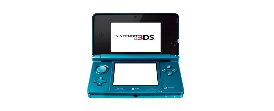 Nintendo 3DS – Zehn Titel zum Launch vorgestellt