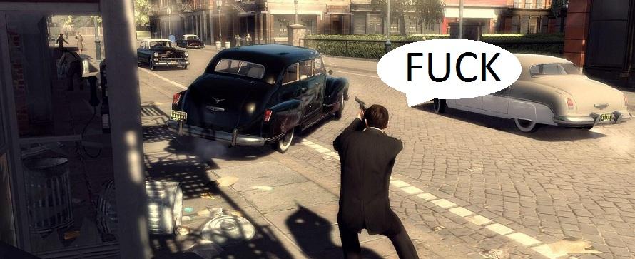 """Mafia II – Ein Spiel mit viel """"Fuck"""""""