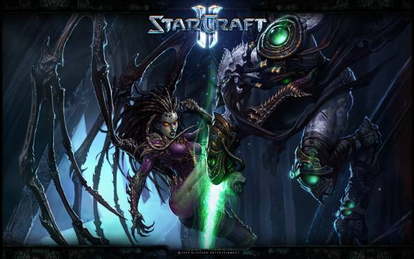 Starcraft 2: Wings of Liberty Patch 1.1.0 veröffentlicht