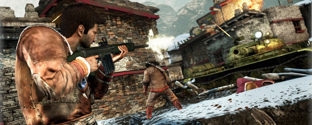 Weiterer DLC für Uncharted 2: Among Thieves geplant!