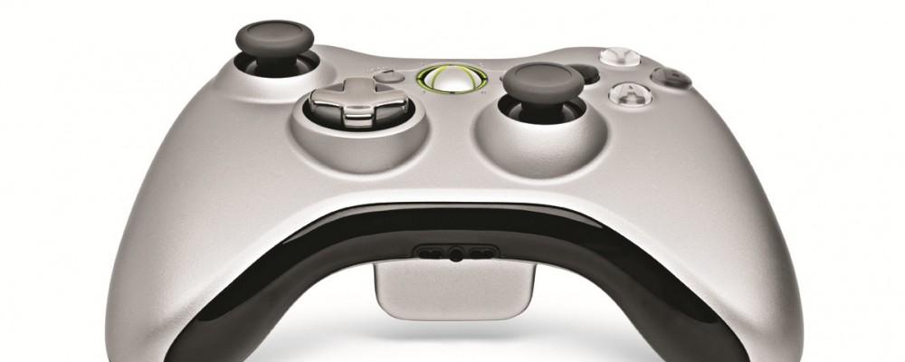 Xbox 360 – Neuer Controller enthüllt