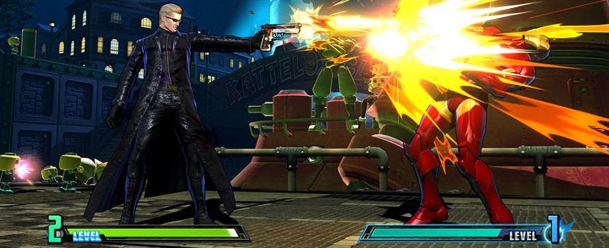 Marvel Vs. Capcom 3 – Knallhartes Video von der Eurogamer Expo