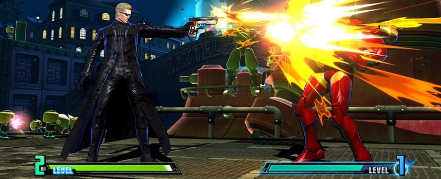 Marvel Vs. Capcom 3 – Knallhartes Video von der Eurogamer Expo