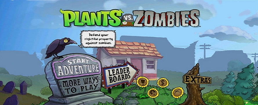 Plants vs Zombies – Trailer zur DS Version erschienen