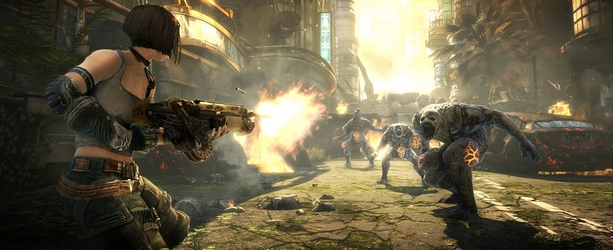 People Can Fly: Bulletstorm ist kein typischer Shooter