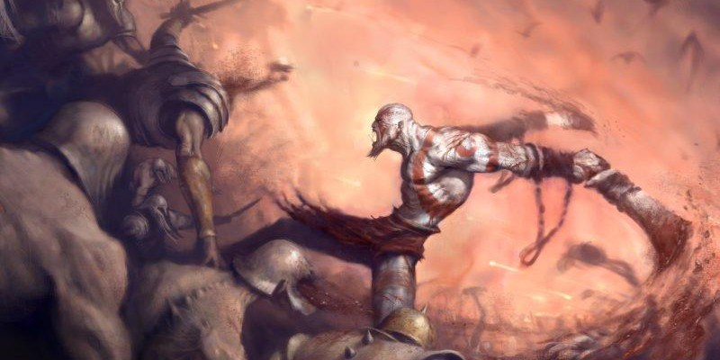 God of War Collection bald im PSN verfügbar
