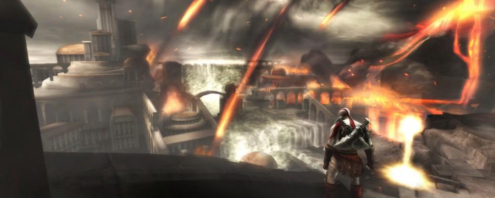 God of War: Ghost of Sparta – Neuer Trailer und God of War 3 Zusatzinhalte