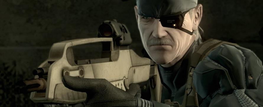 Konami veröffentlicht vier Titel für den 3DS – Inklusive Metal Gear Solid und PES