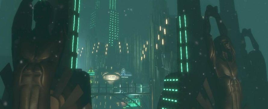 Bioshock: Rapture mit Minecraft nachgebaut