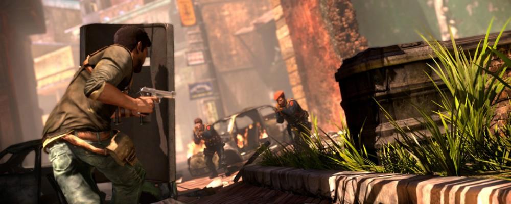 Weitere Beweise für Uncharted 3