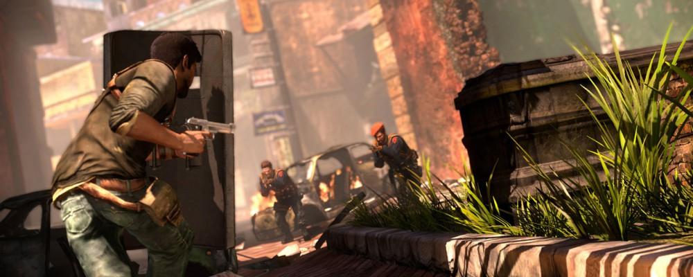 Uncharted 3 erscheint im Bundle mit 320 GB PlayStation 3