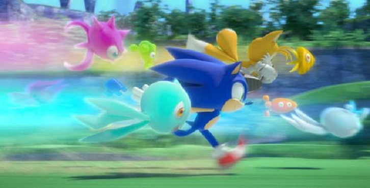 Sonic Colours – Launch Trailer und Review Scores