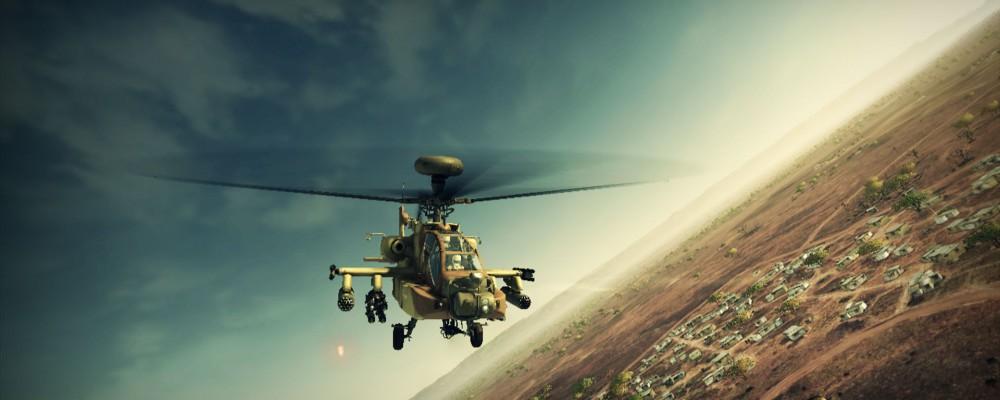Apache: Air Assault – Seit heute erhältlich