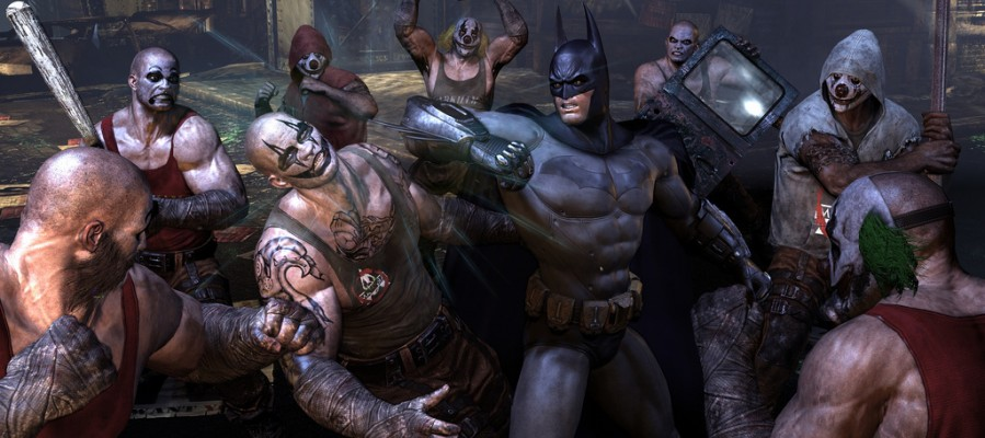 Batman: Arkham City – Neue Details zum agileren Batman
