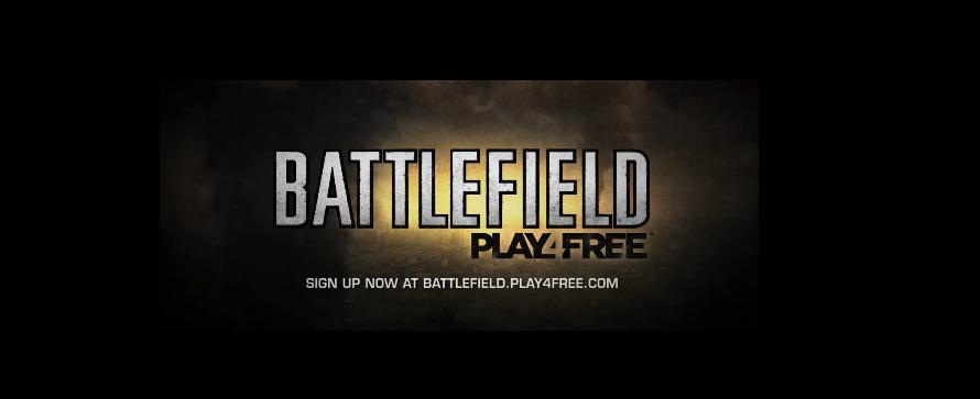 Battlefield Play4Free bekommt ersten Trailer