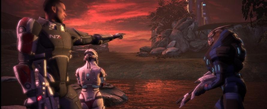 Mass Effect 2 – PS3-Version könnte die Xbox 360-Fassung alt aussehen lassen