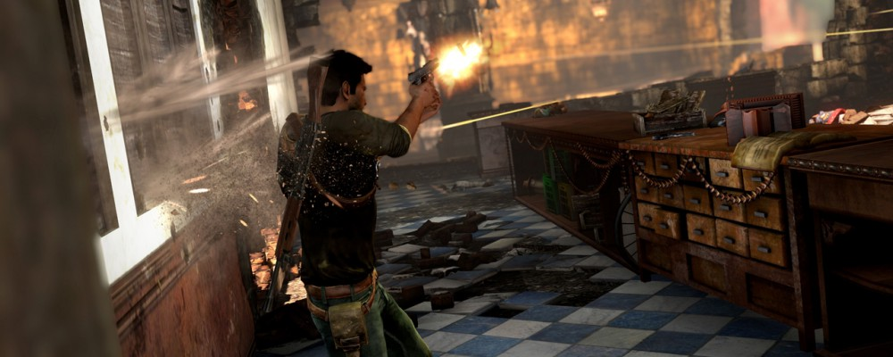 Uncharted Verfilmung geplant – Mark Wahlberg als Nathan Drake