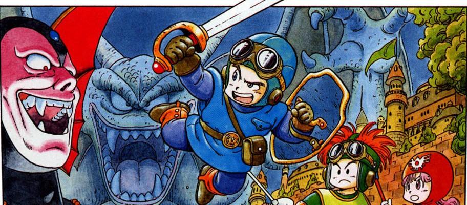Dragon Quest VI – Release für den Westen bekannt