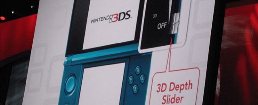 Nintendo 3DS – 3D Effekte können gesperrt werden